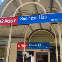 Aust Post Panel & Frame Sign