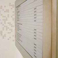 Directory Sign System