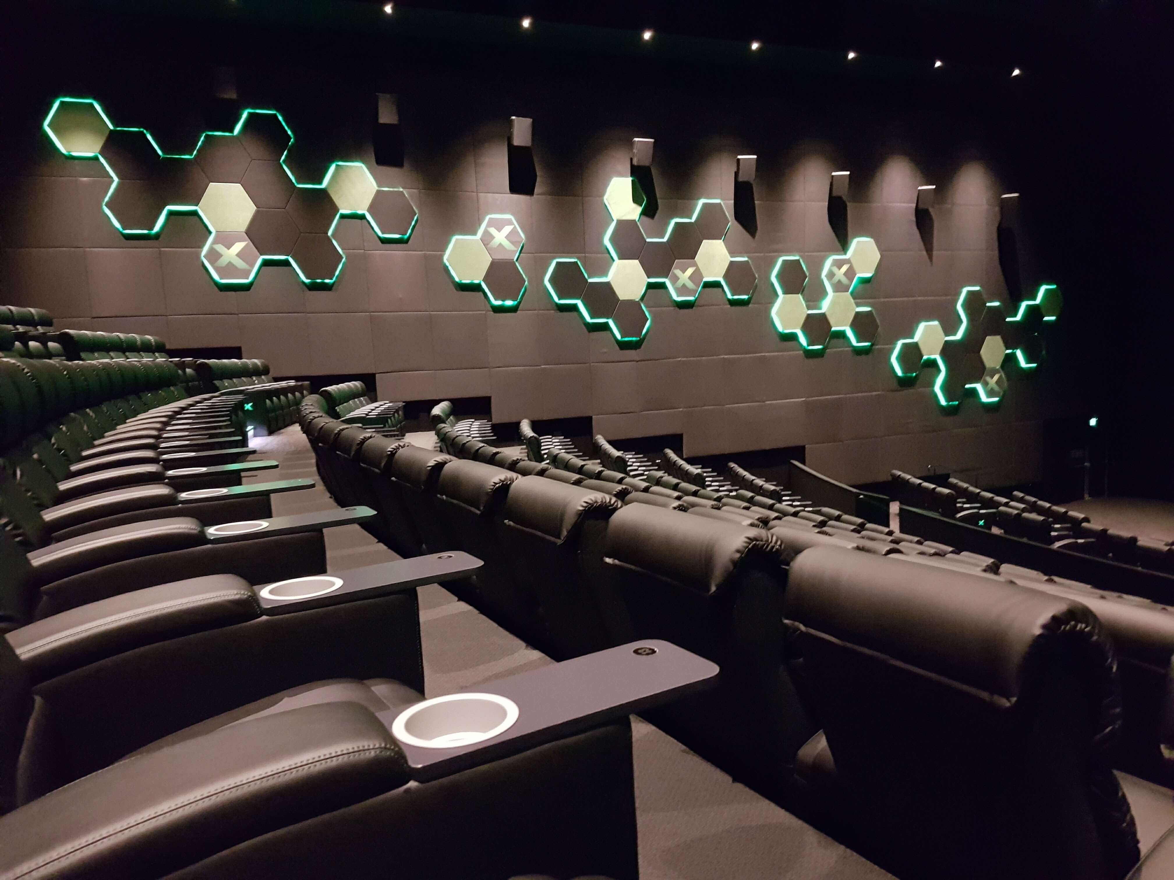 Portfolio Hoyts Chadstone Special Decorative Features
