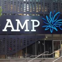 AMP sign