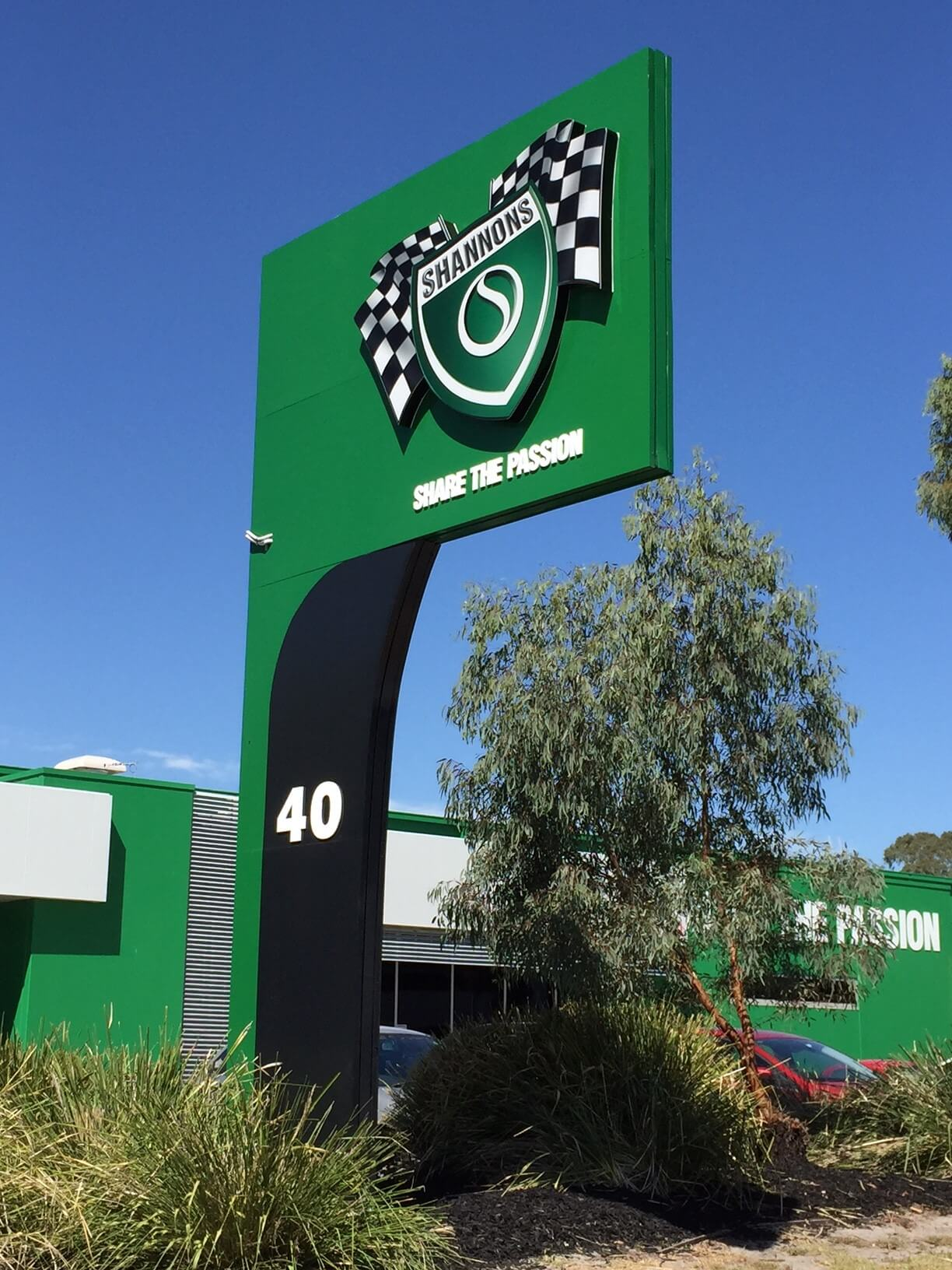 Portfolio Shannons Insurance Icon Creations Australia
